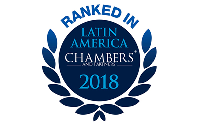 Latin America Chambers and Partners 2018